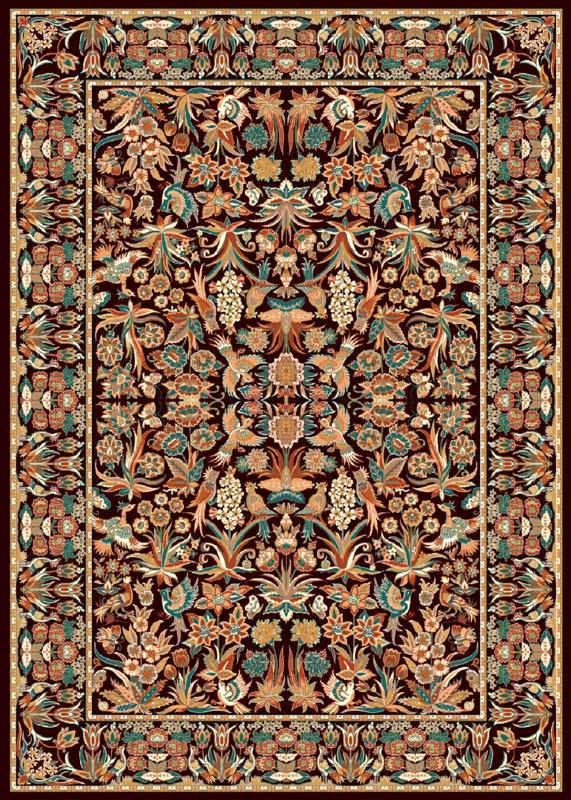 قیمت فرش ماشینی طرح ابریشم